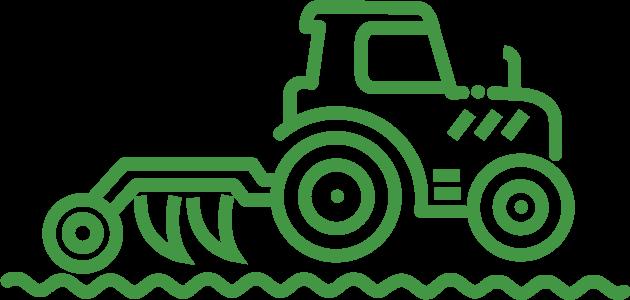 Row Crop Icon