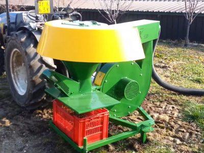 Chianchia K530 Harvester 2