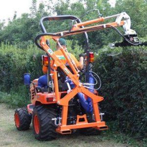 Rinieri BRM 150-200 Hedge Trimmer