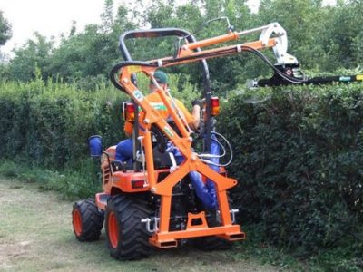 Rinieri BRM 150-200 Hedge Trimmer 2