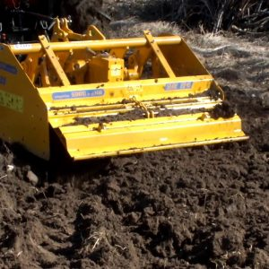 Selvatici 120.75 Spading Machine