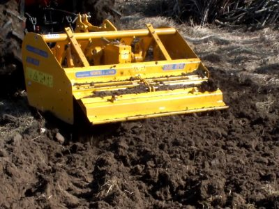 Selvatici 120.75 Spading Machine 2