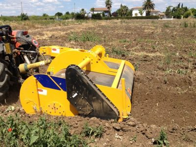 Selvatici 27 SE Rotary Plow 2