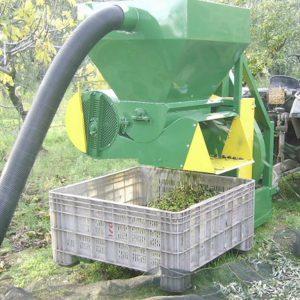 Chianchia K1500 Harvester
