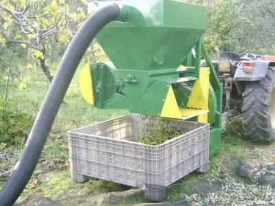 Chianchia K1500 Harvester 1