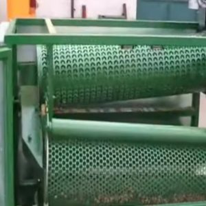 Chianchia P200 Electric Sheller W/ Load Conveyor