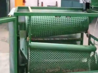 Chianchia P200 Electric Sheller W/ Load Conveyor 2