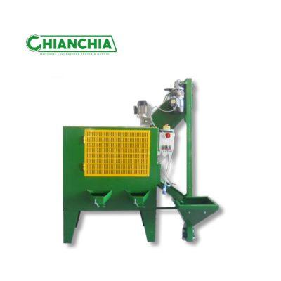 Chianchia P200 Electric Sheller W/ Load Conveyor 1