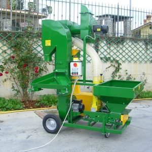 Chianchia S98/120 Cleaner Separator with Double Suction