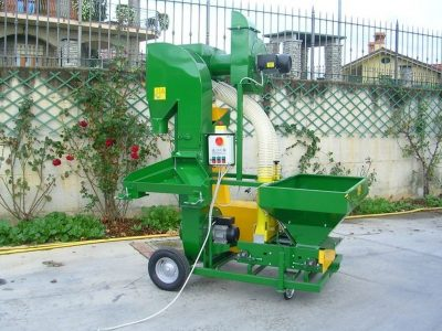Chianchia S98/120 Cleaner Separator with Double Suction 1
