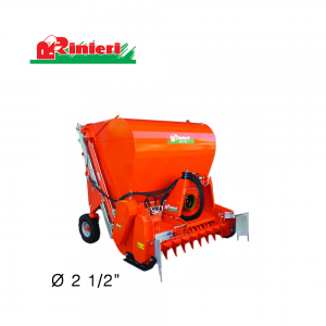 Rinieri TRH-R Mower & Shredder