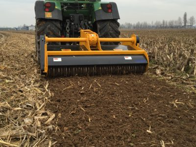 Selvatici 33 SE Rotary Plow 2