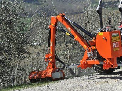 Rinieri BRF Mower/Bush Cutter Arm 1