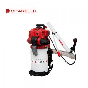 Cifarelli V1200E Vacuum Harvester