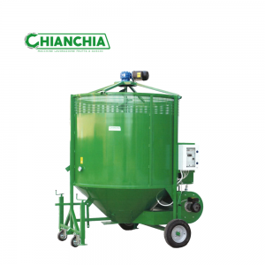 Chianchia Solar 2000 Nut Dryer