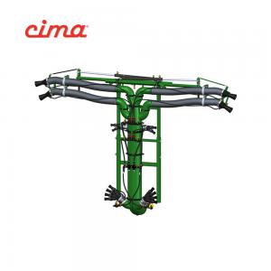 4 Hands 4 Cannons w/ Hydraulic Mvmt. (TCI.4M4C/TCI.2M4C)