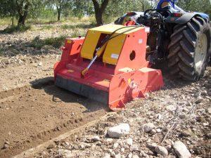 Crushing Tech Stump & Rock Crusher