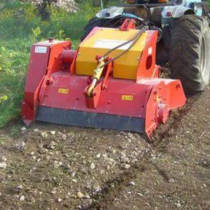 Crushing Tech Stump and Rock Crusher