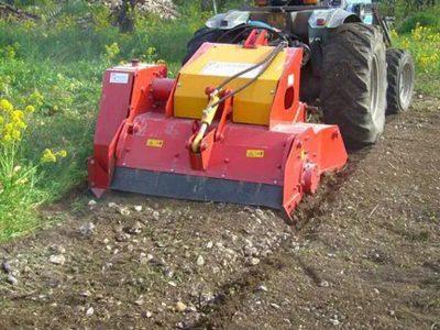 Crushing Tech Stump and Rock Crusher 1