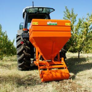Rinieri IC Fertilizer Burying Plough