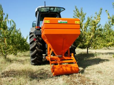 Rinieri IC Fertilizer Burying Plough 1