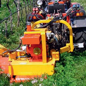 AEDES BS 1200 Unilateral Inter-row Weeder