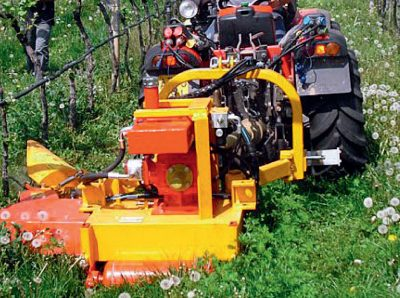 AEDES BS 1200 Unilateral Inter-row Weeder 2